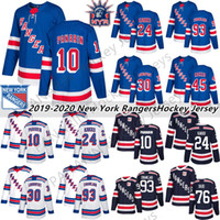 Wholesale hockey rangers for sale - Group buy 2019 New York Rangers Artemi Panarin Kaapo Kakko Henrik Lundqvist Brady Skjei Jacob Trouba Hockey Jersey