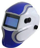 capteur ajuster achat en gros de-Altman blue Out adjust Big View 4 capteurs d'arc de meulage DIN5-DIN13 solaire assombrissement automatique TIG MIG masque de soudage MMA / casque / bouchon de soudeuse