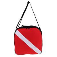 levar mala mochila venda por atacado-Saco de transporte de engrenagem de regulador de mergulho profissional engrenagem de mergulho mochila alça de ombro