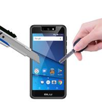 glasschutz für handy großhandel-Schutzfolie für BLU Advance 5.2 Hartglas Ultradünne transparente Handy-Displayschutzfolien
