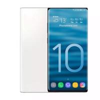 mobile digital tv für android großhandel-Goophone Note10 + 6,8-Zoll-Bildschirm Displa Smartphone 1G Ram 16G / 8G / 4G Rom-Handy 800W Rückseite 500W Frontkamera-Handy-Fingerabdruck