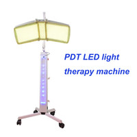 led machine professionnelle pdt achat en gros de-BIO thérapie par la lumière Photon LED traitement de rajeunissement de la peau traitement de l'acné PDT équipement de salon de beauté machine de salon de beauté