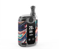 Wholesale oil cigarettes prices resale online - promotion Kangvape TH V e cigarette mod Box Kit for thick oil mAh a grade battery Vape Mod W Wattage Adjustable best prices