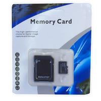 mikro sınıf toptan satış-2019 yeni 32 GB 64 GB 128 GB 256 GB Mikro SD SDHC Sınıf 10 Hafıza Kartı Cep Telefonu için / Smartphone DHL ücretsiz 80 adet / grup