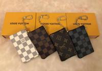 azul da bolsa do gato venda por atacado-2020 Carteira de luxo Titular Bolsa Homens Bolsa de Dinheiro Top Quality Designers Mulheres Purse embreagem carteira cartão com caixa