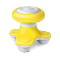massager elétrico vibratório usb venda por atacado-Mini Onda Manipulada Elétrica Vibrando Massageador USB Bateria de Corpo Inteiro Massageador Pescoço Cintura Para Trás Ombro Massagem atacado