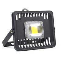 dış mekan aydınlatması led projektör toptan satış-Açık Led Projektörler 30 W 50 W 100 W led Aydınlatma Peyzaj aydınlatma Dış Duvar Lambası Bahçe Projektörler Dış Aydınlatma