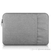 apfel macbook luft china großhandel-UK UK0001 UK0001 Verkauf stoßfeste Handtasche Hülle für MacBook Air Pro11 / 12 / 13.3 / 15 Tasche Hülle für iPad Air 1 2 5 6 Pro 9.7 Cases