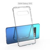 ультра-случай оптовых-Для Sony XA3 Ultra XZ4 Clear TPU подушка тонкий анти-падение амортизация защитный чехол для телефона