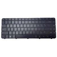 ingrosso tastiera nera hp pavilion-Accessori Comodo laptop Sostituzione inglese Facile da usare Tastiera Durevole nero Senza cornice PVC Per HP Pavilion CQ430 2000