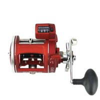 Wholesale 12BB ACL Drum Reel with Counter Fishing Reel Boat Factory Price Good Quality Trolling Fishing Reels