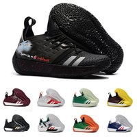 cfa3a508d6ee Newest Black gold white James Harden Vol.2 men Basketball Shoes Mens MVP  Training Sneakers Green red Sports sneakers 40-46