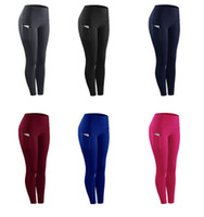 Wholesale bodybuilding yoga pants for sale - Group buy 2019 Brand Same Style Fast Drying Sportwear Women Active Wear Seamless Yoga Pants Tights Bodybuilding Leggings Jogging Femme