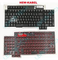 griechische tastatur großhandel-Tastatur für ASUS ROG GX800 GX800V GX800VH Griechische GK UK Tastatur mit Hintergrundbeleuchtung Mechanisch