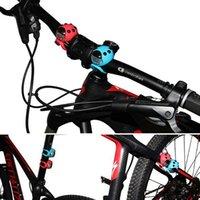 multi-led-scheinwerfer großhandel-Kinder Push Bike Scheinwerfer Mini Warnlampe Fahrrad Marienkäfer Lampe LED Outdoor Sport Multi Farbe Schöne Wasserdichte Licht LJJZ744