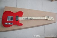 Wholesale guitar supplies for sale - Group buy Top quality New manufacturers supply guitar electric guitar wine red DFSE