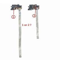 acer 571 al por mayor-LS-7912P Para Acer Aspire E1-531 V3-551 V3-551 V3-571 NV56R NE56R Tablero del botón de encendido con el cable totalmente probado