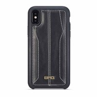 Wholesale iphone case synthetic online – custom Ultra Thin PU Leather Phone Case For iPhone XS Max Plus Luxury Synthetic Leather Skin TPU Cover For iPhone XR X s plus