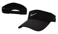 tênis golf baseball venda por atacado-2019 novo designer de chapéu de golfe pala de sol sunvisor chapéu de festa boné de beisebol chapéus de sol protetor solar chapéu de Tênis Praia elástica chapéus frete grátis