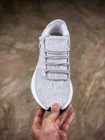 супер продажа кроссовки оптовых-Горячие Продажи 2019 Супер Качество A +++ Pure Boost Clima Primeknit Кроссовки Real Boost Спортивная Обувь Мужские Кроссовки