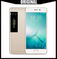 china chino mp3 al por mayor-Instock Meizu Pro 7 pro7 4G LTE 4GB 128GB MTK p25 Octa Core Cell Phone 5.2