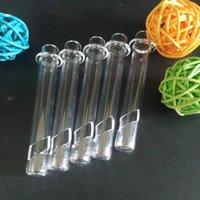 цена кварцевого стекла оптовых-Трубка из кварцевого стекла для точной трубки EVO vapexhale концентрат трубки xnail держать тепло прилагается хорошая цена