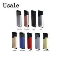 bateria desligada venda por atacado-Suorin Air Kit tudo-em-um Aio Vaping Kit Com Cartucho de 2ml 400mah Bateria on-off Switch Design 9 Cores Em Stock 100% Original