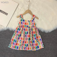 Wholesale chinese girl party dresses for sale - Group buy New Arrive babys Dress Summer Toddler Girls Princess Dress Kids Baby Party Wedding Sleeveless Dresses
