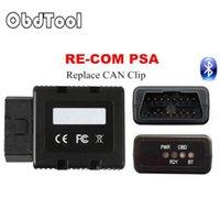 ingrosso può interferire con l'interfaccia diagnostica-PSA RE COM Interfaccia Bluetooth OBD DiagnosticProgrammazione RE-COM multilingue Sostituisce la stessa funzione