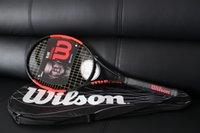 raquetas de tenis de calidad al por mayor-Raquetas de tenis de calidad superior al por mayor Raqueta PRO STAFF 95S con cordel y bolsa 1 pieza de raqueta envío gratis