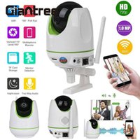 Wholesale onvif megapixel camera for sale - Group buy Giantree Wireless CCTV WiFi HD P Onvif Home Security Network Megapixel Surveillance IP Camera Night Vision Baby Monitor