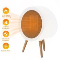 aquecimento do termostato ambiente venda por atacado-Grande sala de 1000W portátil infravermelho elétrica excesso de calor termostato regulador aquecedor
