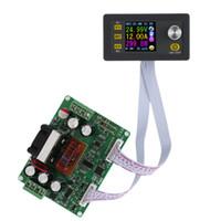 módulo de redução digital venda por atacado-Freeshipping LCD Digital Step-down Tensão Constante Módulo de Alimentação de Corrente Módulo de Potência Programável DC 0-32.00 V / 0-12.00A