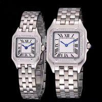Wholesale battery types for sale - Group buy 2019 slipper triple luxury diamond women watch stable quartz stainless steel butterfly clasp type designer luxury womens wristwatch