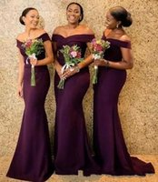 Wholesale drape bridesmaid gowns for sale - Group buy 2019 South African Bridesmaid Dress Cheap Summer Country Garden Church Wedding Party Guest Maid of Honor Gown Plus Size Custom Made BC1288