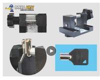 ingrosso macchina di taglio automatica x6-Nuovi Sec E9 Chiave tubolare Morsetti per Fully Automatic Key Cutting Cutting Machine A9.E9.X6.A5 Per Chiave tubolare
