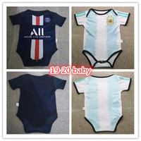 Wholesale size 18 clothes for sale - Group buy new baby psg boy designer clothes Adapt to age months size months size tee shirt de designer maillot Paris Saint Germain