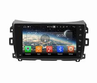 Wholesale wma mobile phone resale online - Right hand drive Units Octa Core quot Android Car DVD Player for Nissan Navara Car Radio GPS Bluetooth WIFI USB Mirror link