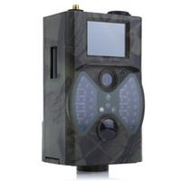 caméra gprs à distance achat en gros de-Hc300m 12m Digital Trail Support Caméra Télécommande 2g Mms Gprs Gsm 940nm Infrarouge Vision Nocturne Chasse Caméra T190705