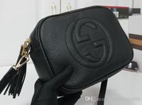 bolsas rápidas do transporte venda por atacado-2020 Mulheres Leather Soho Bag Disco Shoulder Bag Purse G20 transporte livre rápido