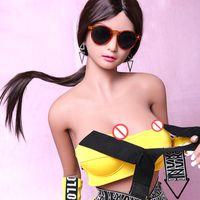 nueva muñeca del sexo femenino al por mayor-Envío gratis más nuevo diseño 165 cm vigina juguete sexual muñeca sexual chian pussy girl dispositivos de masturbación femenina