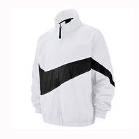 Designer Windbreaker Men Casual Sport Jacken Running Mäntel Schwarz Weiß Gelb Rot 4 Farben Zipper Hoodies M 4XL CE98262