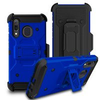 Wholesale oneplus 6t cases online – custom For Oneplus T Defender Shockproof Holster Clip Layer Protections kickstand Tough Armor Phone Case Cover