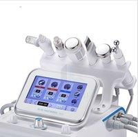 oksijen cilt bakımı toptan satış-Cilt bakımı Beauty yüz soyma makinesi çok fonksiyonlu oksijen jeti