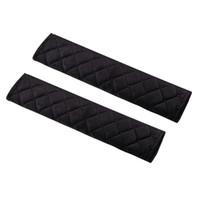ingrosso rilievi di spalla del sacchetto-Cintura di sicurezza Pad, Car Seat Belt Protector, Tracolla copertura per auto / sacchetto del rilievo, morbido e comodo da aiutare