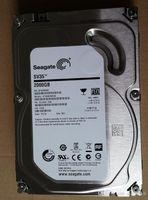 sabit kayıt cihazı toptan satış-SATA HDD 2 TB Sabit Disk Seagate Sabit Diskler Depolama Bilgisayar ve PC Sunucusu ve CCTV Güvenlik Kaydedici için 2000 GB DVR NVR ve Diğer kaydedici