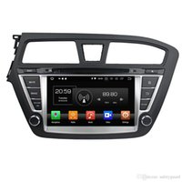 Wholesale phone 3g mp4 for sale - Group buy IPS Android Octa Core din quot Car DVD Radio GPS for Hyundai i20 With Bluetooth G G WIFI USB GB RAM GB ROM