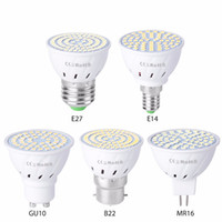 bulbo 9w ul al por mayor-E27 E14 GU10 MR16 GU5.3 Ultra brillante regulable 9W 12W 15W 85 ~ 265V Bombillas LED Foco LED COB Lámpara cálido / frío Blanco
