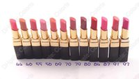 Wholesale mini lipsticks online - Makeup Lipstick Rouge a Levre Shine Lipstick Long Lasting Hydrating Lip Stick Have Different Colors mini order