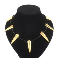 halsbänder silberne männer großhandel-Marvel Movie Peripherie Black Panther Halskette Superheld Silber Gold Herrenhalsband Halskette Mode